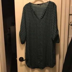 19 Cooper green dress size large